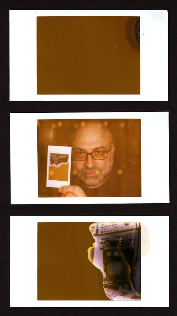 Polaroid 500 fail