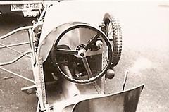 Grannie's cockpit (Shelsley Special) Tags: special prescott vscc grannie shelsleywalsh vintagehillclimb