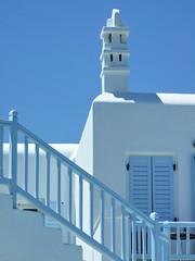 Sfumature d'azzurro (Steano) Tags: scale greece grecia azzurro geometrie sfumature simmetrie isolegreche stefanolarosa