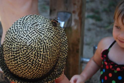 le chapeau de bon chance