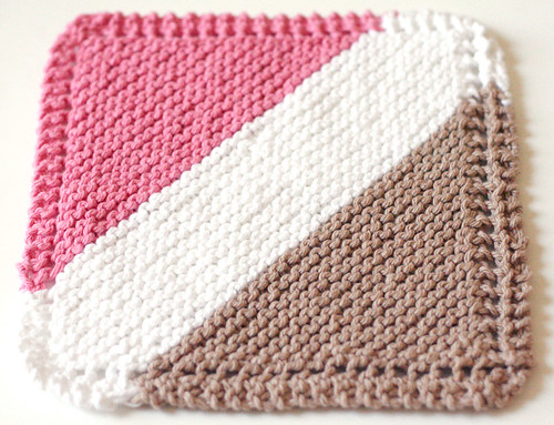 Neapolitan dishcloth