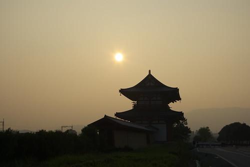 Suzakumon(朱雀門)