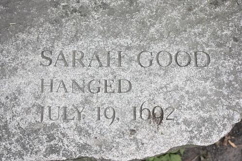 Salem grave sarah good