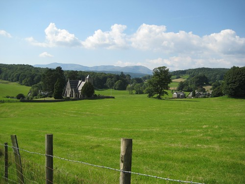 Sawrey, Lake District