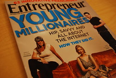 Entrepreneur Magazine - September 2010 Cover