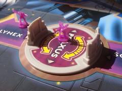 Spielbrett Transformers Risiko