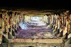 tunel (Mr negro (Jonathan Ramos)) Tags: puerto puente muelle mar colombia tunel atlantico barranquilla mrnegro