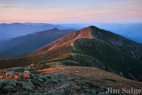 Sunrise, Franconia Ridge