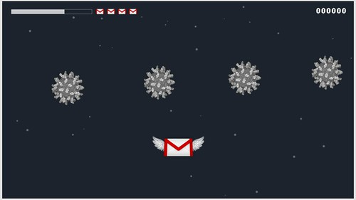 Gmail Game