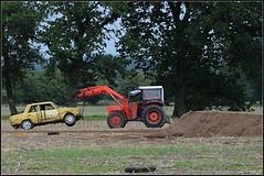 Stockcar (tim_t0665) Tags: auto field car race germany fun sand nikon feld rennen spass schleswigholstein stockcar d300 stubblefield meisterschaft kohlenbek stockcarchampionship