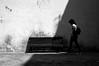 ◪ (...storrao...) Tags: light shadow bw woman luz portugal bench walking nikon sandra lisboa banco sombra pb nb photowalk alfama d90 storrao sofiatorrão nikond90bw lxpw largoondeéaginginha
