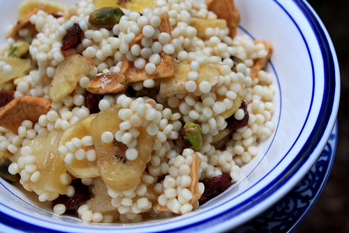 Dried Fruit & Nut Couscous