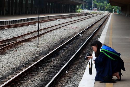 Tanjong Pagar Railway Station - Photo-taking