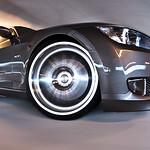 BMW 335i e92 Rolling Rig Shot