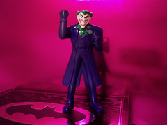 The Joker (Stearnley Biff) Tags: toy happy mcdonalds meal batman joker brave bold 201o