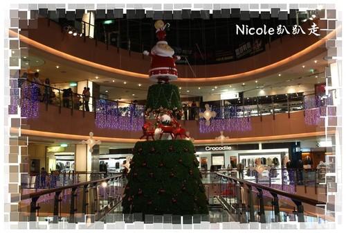 大江聖誕樹