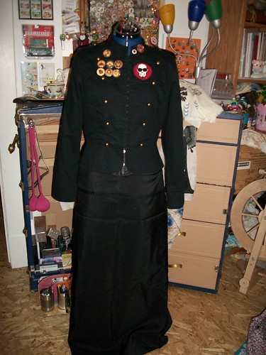 TSU formal Front with jacket