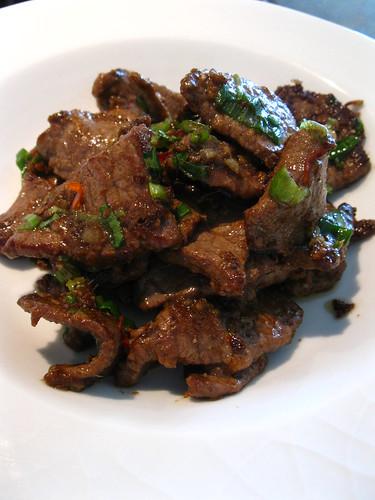 Singlish Swenglish: Beef with Cumin
