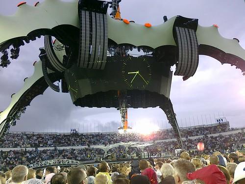 U2 Spider