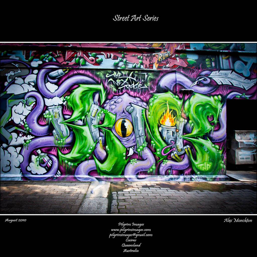 Graffiti wall cairns - Street Art Series 10 Alex Monckton Tags Street Art Wall Painting Graffiti Tag