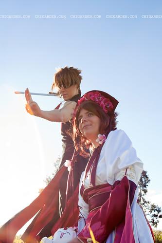 Tsubasa: Syaoran & Sakura