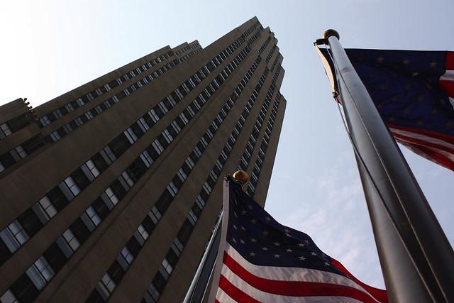 Rockefeller Center, by MacDara on Flickr.