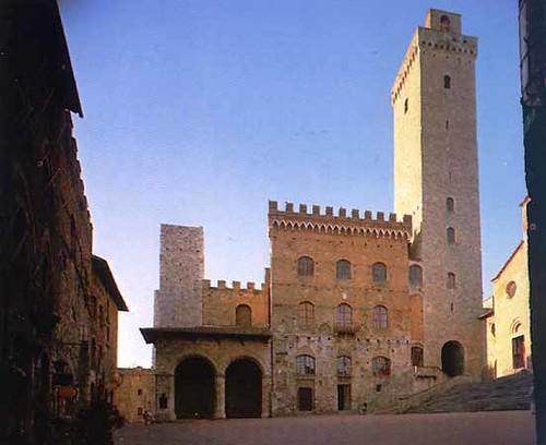 San Gimignano - palazzocomunale