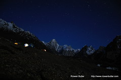 Gasherbrum 4, The Face, Pakistan (rizwanbuttar) Tags: pakistan light moon mountain tower night shots concordia trango rizwan baltoro masherbrum buttar gaherbrum