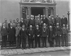 Chamber of Commerce (National Library of Ireland on The Commons) Tags: ireland bw men standing thirties 1930s commerce mayor group may chamber monday 12th waterford 1930 glassnegative commercio chamberofcommerce williamjones nationallibraryofireland michaelmorris ewalsh ahpoole locationidentified peopleidentified poolecollection arthurhenripoole austinfarrell michaelarchdalemorris