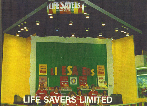 1980 CNE Food Building: Lifesavers