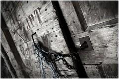 Door closed (oliv_38) Tags: door wood old canon vintage 1750 porte tamron bois vieux 500d flickrchallengegroup flickrchallengewinner