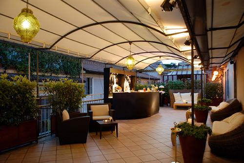 Carlton Hotel Baglioni_Milano_Terrace