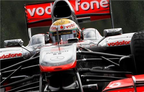 Lewi Hamilton vence GP da Bélgica