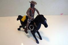 cowboy (ultra-dandik) Tags: car cowboy snoopy tarzan terk flinstones