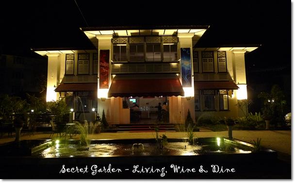 Secret Garden Bistro & Hotel