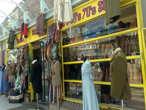 Mr Bens Vintage Shop King Street Glasgow 5