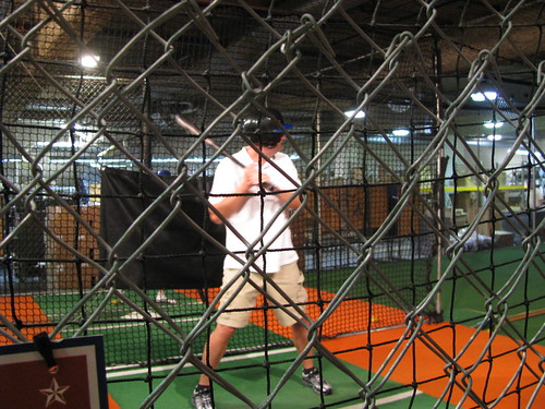 Louisville Slugger Museum Batting Cages