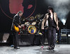 J. Geils Band @ DTE Energy Music Theatre, Clarkston, MI - 08-21-10