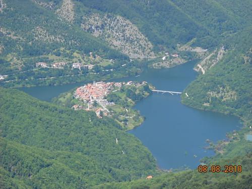 Lago de Vagli, Garfagnana