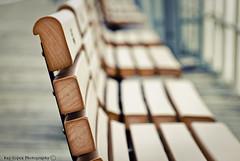 No One To Sit With ... (RLJ Photography NYC) Tags: wood beach bench alone bokeh seat digitalcameraclub flickrchallengewinner a3b thepinnaclehof tphofweek61