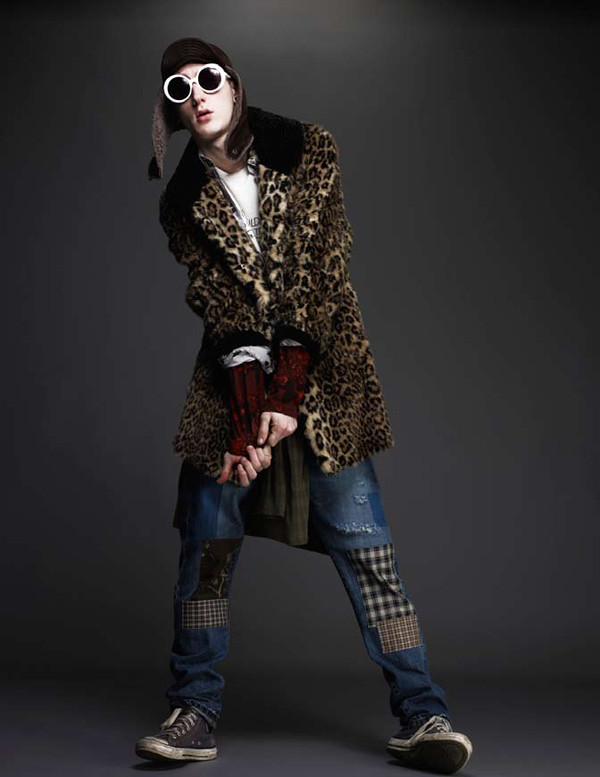 McQ by Alexander McQueen Fall 2010 Homme 9