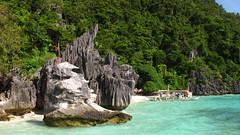 Banul Beach, Coron Island (eazytraveler) Tags: philippines coron palawan