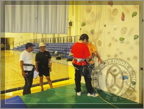 九月百香QQ杯攀岩賽76