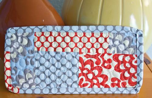 reversable mug rug