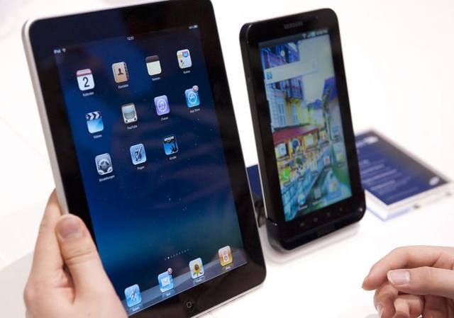 Samsung GALAXY Tab iPad