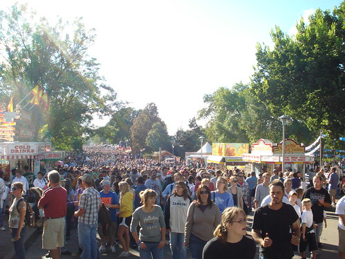 09/04/10 Crowds at MN State Fair01