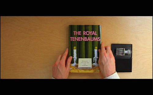 the royal tenembaums.