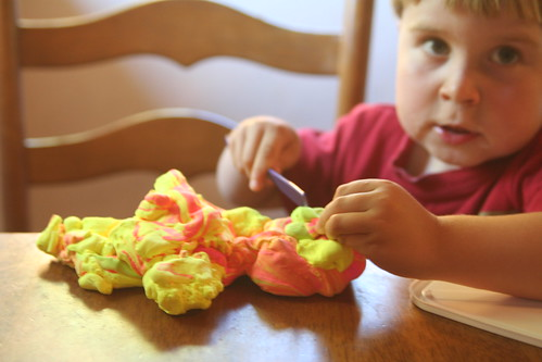 Making Dragons for Michaelmas