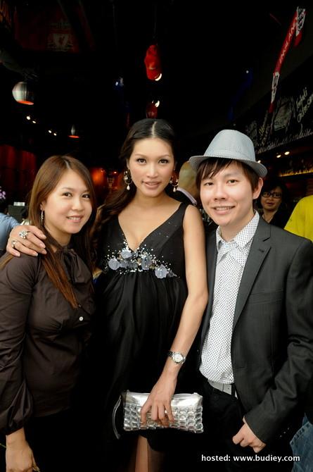 Shirley How, Amber Chia & Xavier Mah