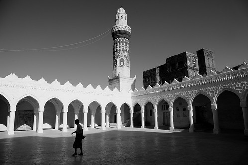 moschea jiblah by ronnyreportage